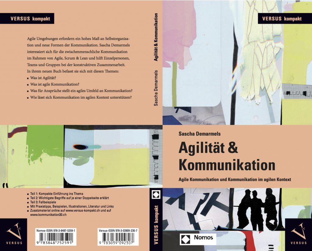 Cover: Demarmels – Agilität & Kommunikation (Versus Verlag, Sommer 2018)