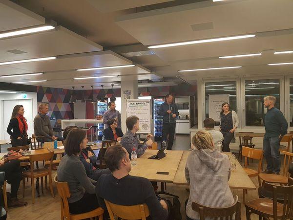 Meetup Soziokratie Zürich: S3-Patterns als Kommunikationsinstrumente